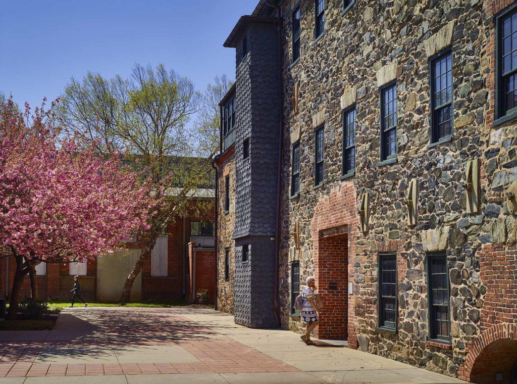 Courtyard Spring 2019